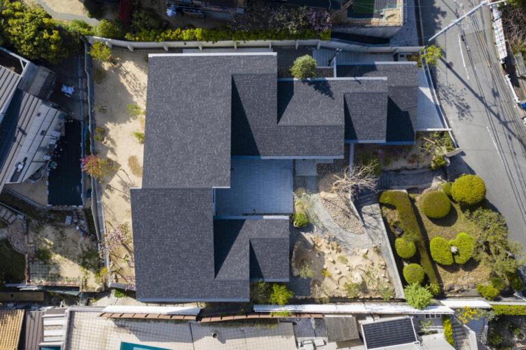 目神山の住宅